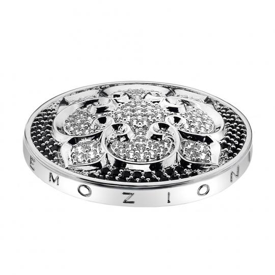 Silver Fiore Di Loto 33mm Emozioni Coin