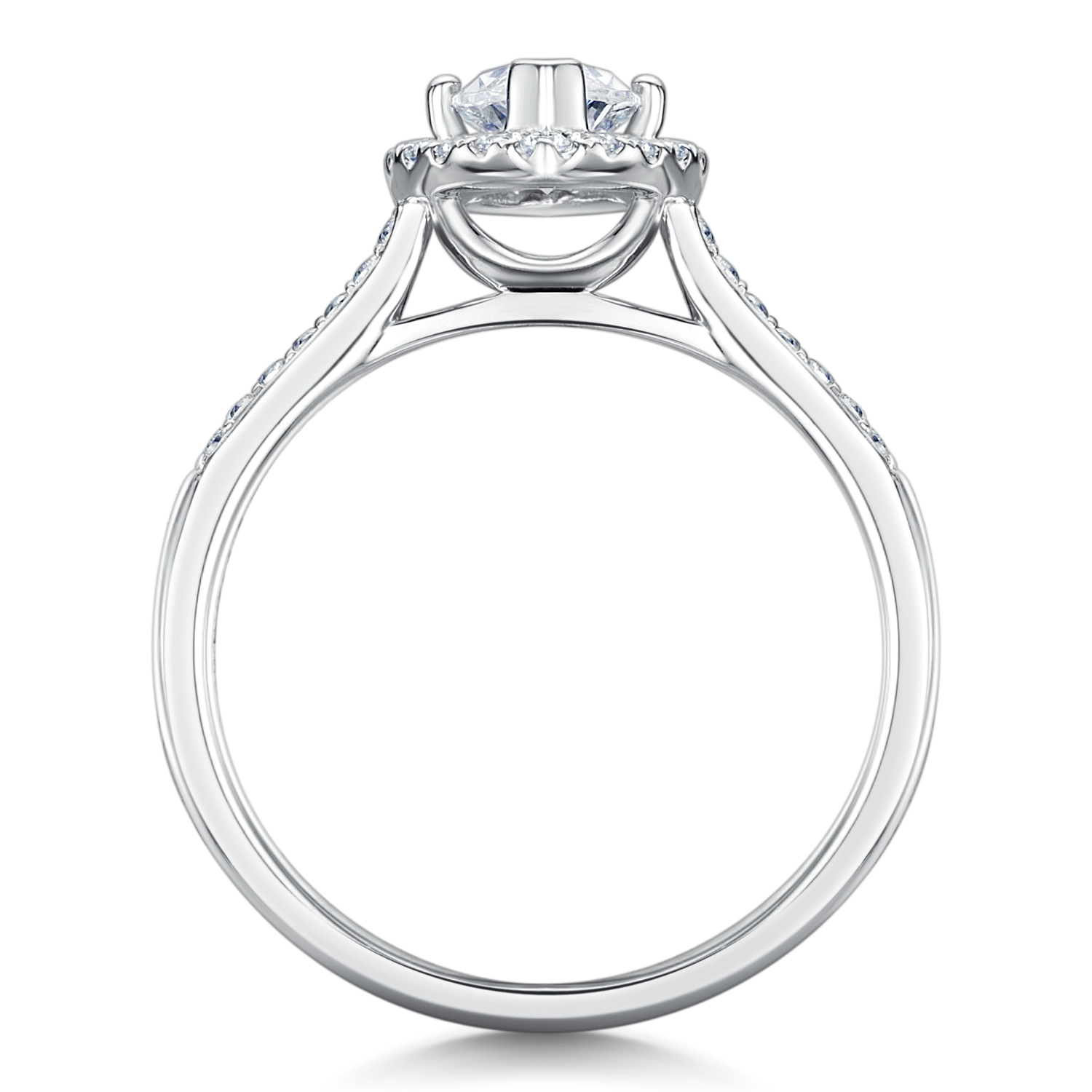 18ct white gold marquise cut lmour engagement ring johnmacintyre 18ct white gold marquise cut lmour engagement ring publicscrutiny Choice Image