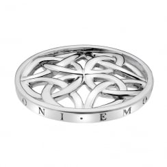 Emozioni Celtic Knot 25mm Coin