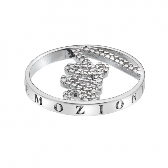 Emozioni Love Script 25mm Coin
