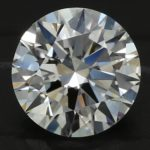 Platinum Brilliant Cut Diamond Engagement Ring 1.25ct